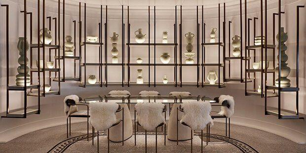 Arquitectura y diseño de restaurantes en el escenario del Covid-19