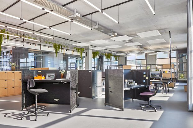Cambios en el diseño de oficinas para combatir el Coronavirus