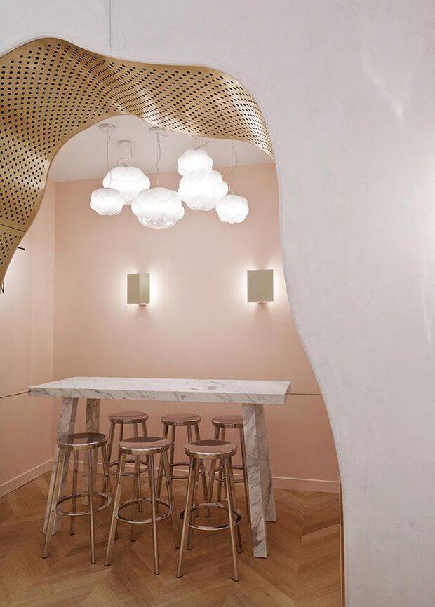 Areas privadas en el diseño de restaurantes frente al Cornavirus