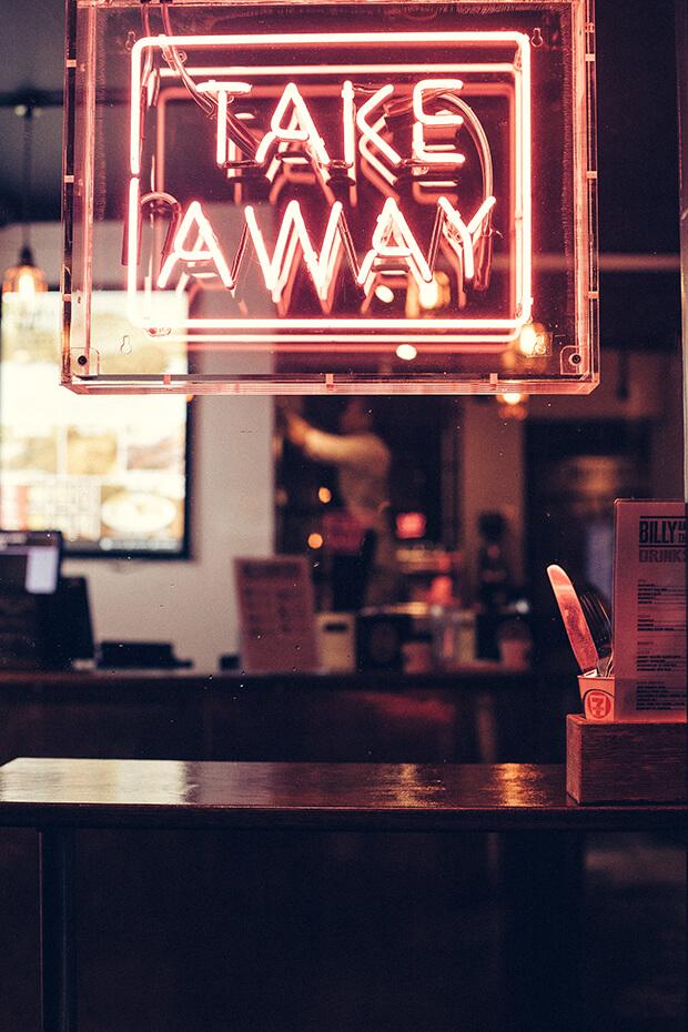 La relevancia del take away en el diseño de restaurantes en la era Covid